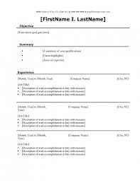 Free Resumes Templates For Microsoft Word Ms Word 2007 Resume Templates Thebridgesummit Co