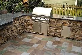 outdoor kitchen countertop ideas outdoor kitchen countertops bloomingcactus me