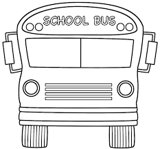 printable bus coloring pages dqfk16 bus printable