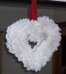 diy winter wreath ideas wreaths wire coat hangers and bag