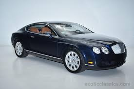 classic bentley 2005 bentley continental gt exotic and classic car dealership