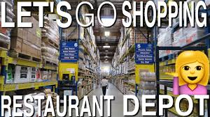 Cheaper Than Pottery Barn Let U0027s Go Shopping Restaurant Depot It U0027s Like 30 Cheaper Than