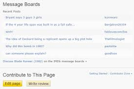 what happened to imdb message boards imdb message boards will be disabled finished quite soon