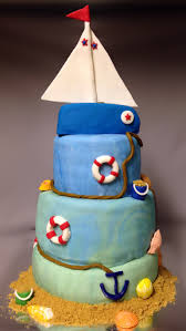 nautical baby shower cakes nautical baby shower cake story cake designs