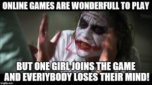 Play All The Games Meme - and everybody loses their minds memes imgflip