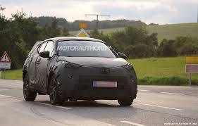 crossover toyota 2017 toyota subcompact suv spy shots production c hr