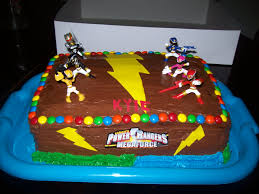 homemade power ranger cake yahoo search results birthday