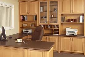 Custom Home Office Storage  Cabinets Tailored Living - Office design home