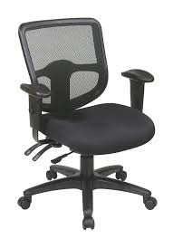 amazon com office star ergonomic task chair with progrid back and