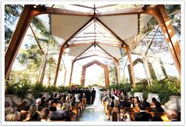 japanese wedding arches japanese wedding glass church wayfarers chapel