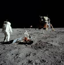 Green Flag With Star And Moon How I Faked The Apollo Moon Landing True Story Ozy