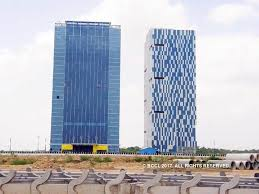 in gift gift city high rises in gift city run into trouble the economic