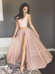 beautiful dress 2018 two prom dress modest beautiful cheap prom dress