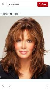 medium length hairstyles for women over 50 pictures pin by christine jergens on hairstyles pinterest hair style