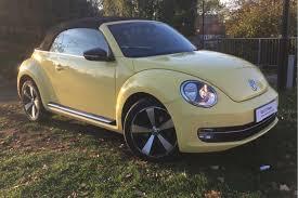 volkswagen beetle 2017 black used volkswagen beetle black for sale motors co uk