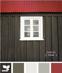 Small House Exterior Paint Schemes by Best 25 Red Roof Ideas On Pinterest Red Roof House House With