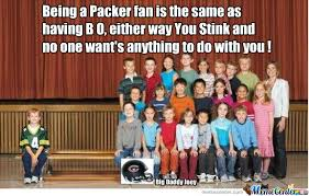 Funny Packer Memes - packers stink by bigdaddyjoey meme center