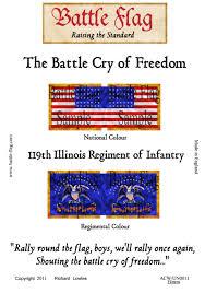 Civil War Union Flag Pictures 15mm Acw Union Wargame Flags Battle Flag