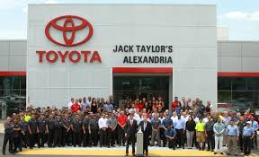 lexus motors careers auto dealership automotive jobs jack taylor u0027s alexandria toyota