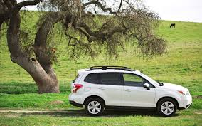 subaru green forester 2014 subaru forester 2 5i limited xt first test truck trend