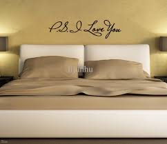 ps i love you removable vinyl wall art stickers home decoration ps i love you removable vinyl wall art stickers home decoration decal quote decorative freeshipping