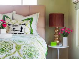 pink and green rooms hgtv