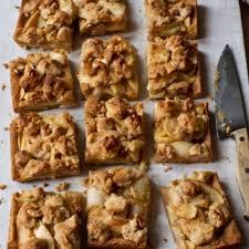ina garten make ahead meals apple pie bars recipes barefoot contessa