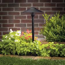 Landscape Path Lights Kichler 15310azt One Light Path Spread Landscape Path Lights