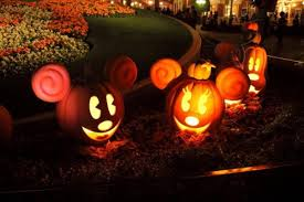 pumpkin lights ideas mickey mouse pumpkin lights creative