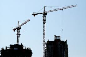 keeping track of construction cranes in chicago curbed chicago
