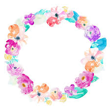 flower wreath flower wreath svg cut file angie makes stock shop