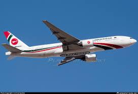 biman bangladesh airlines fleet details and history