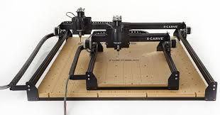 table top cnc mill inventables x carve desk top cnc machine promoted by the fab