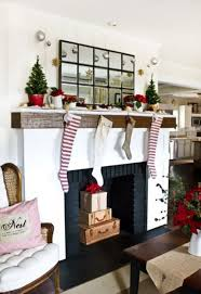 mantle decor 44 cozy winter mantle décor ideas shelterness