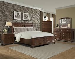 international home decor whittington king bedroom group by klaussner international home