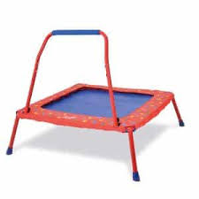 Mini Trampoline With Handrail Top 10 Best Mini Trampolines In 2017