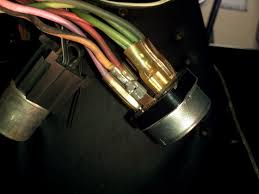 wiring from ignition switch and under dash u002702 general