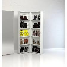 Mirrored Storage Cabinet Rebrilliant Mirrored 32 Pair Shoe Storage Cabinet U0026 Reviews Wayfair