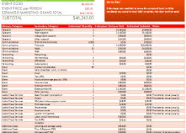 budget plans templates exol gbabogados co