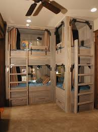 Corner Bunk Bed Corner Bunk Beds Houzz