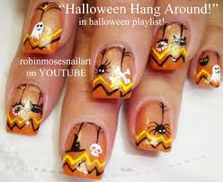 halloween bat nail art totallycoolnails youtube raven nail art