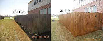 stain a fence diy like a pro fence staining that anybody can do