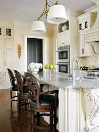 Traditional French Kitchens - 50 stylish gray and white kitchen ideas 9