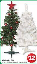 family dollar christmas trees 4 ft white christmas tree from family dollar 12 00 christmas