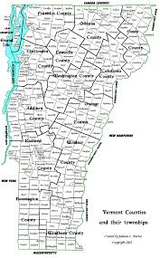 Montgomery County Snow Removal Map Vermont Genealogy Resources Site Map