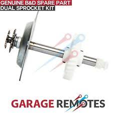 Garage Door Gear Kit by Garage Door Auto Sprocket Gear Parts Suit B D Cad4 Ebay