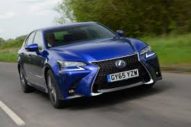 lexus is f sport 2017 lexus gs450h f sport review auto express