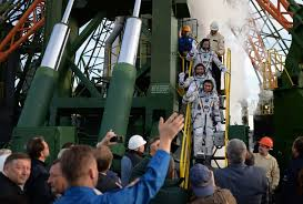 new life for old buddy russia tests renewed soyuz ms spacecraft