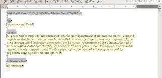 understanding document clauses