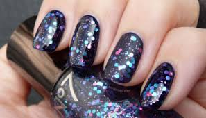 frankening how to suspend glitter in clear nail polish from